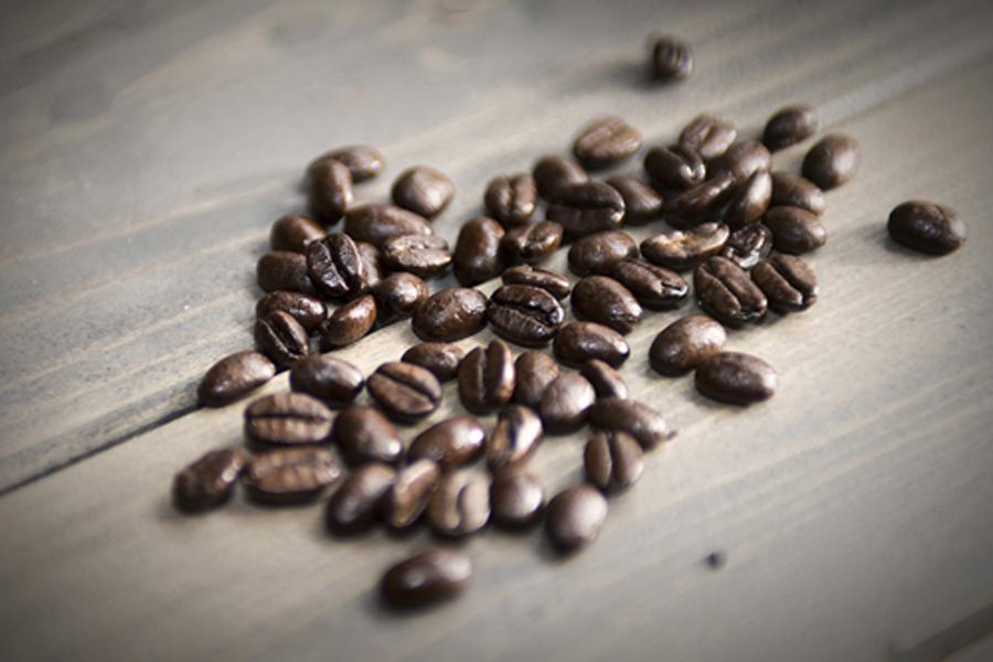 Röstkaffeebohnen