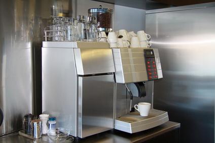 Gastro Kaffeevollautomat