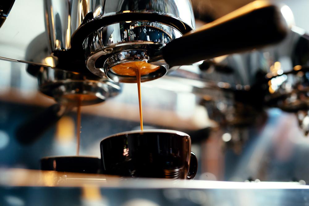 Espresso aus dem Siebträger